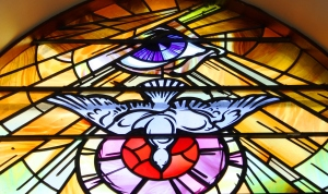 Trinitarian Window